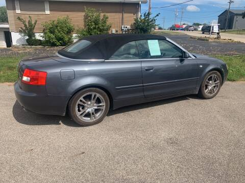 2004 Audi A4 for sale at NJ Quality Auto Sales LLC in Richmond IL