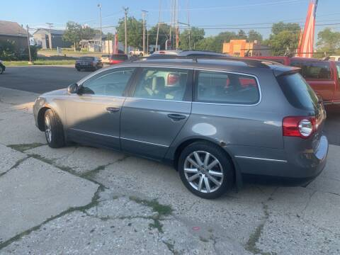 2007 Volkswagen Passat for sale at NJ Quality Auto Sales LLC in Richmond IL