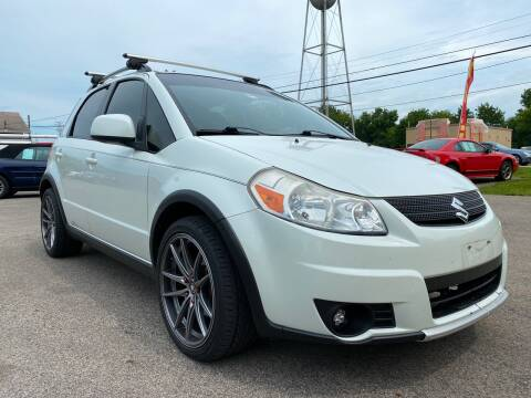 2007 Suzuki SX4 Crossover for sale at NJ Quality Auto Sales LLC in Richmond IL