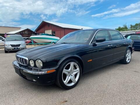 2005 Jaguar XJ-Series for sale at NJ Quality Auto Sales LLC in Richmond IL