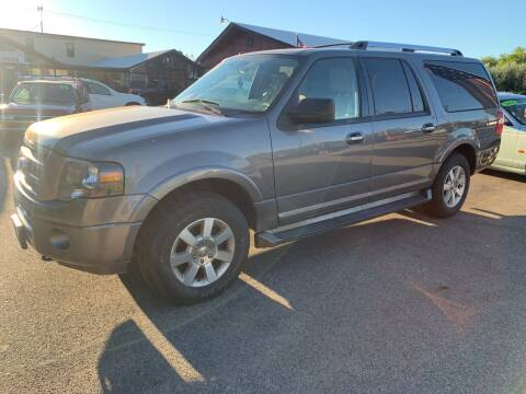 2010 Ford Expedition EL for sale at NJ Quality Auto Sales LLC in Richmond IL