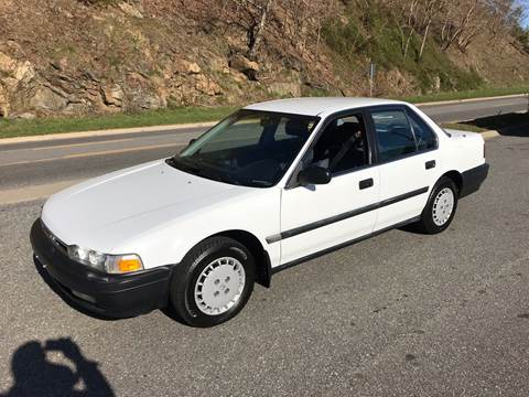 1991 Honda Accord for sale in Marshall, NC