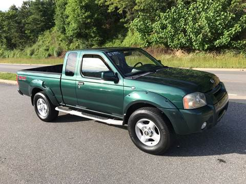 2001 Nissan Frontier for sale in Marshall, NC