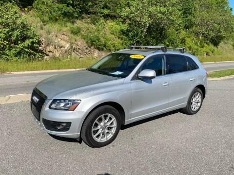 2009 Audi Q5 3.2 quattro for sale at Johnsons Auto Sales, LLC in Marshall NC