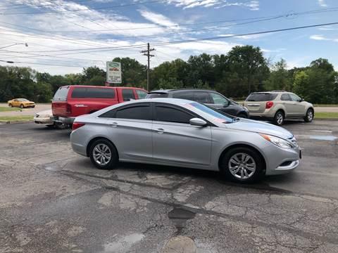 2012 Hyundai Sonata for sale in Clinton, IL