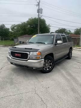 2003 GMC Yukon XL for sale in Harvey, IL