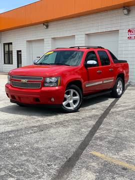 2007 Chevrolet Avalanche for sale in Harvey, IL