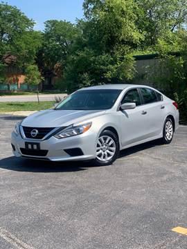 2016 Nissan Altima for sale in Harvey, IL