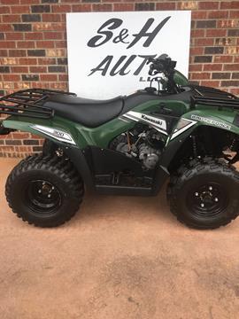 2017 Kawasaki Brute Force™ for sale in Granite Falls, NC