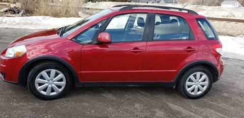 2012 Suzuki SX4 Crossover for sale in Vinton, IA
