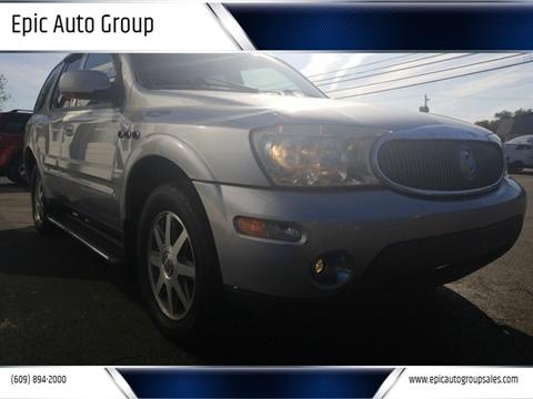 2004 Buick Rainier for sale in Pemberton, NJ