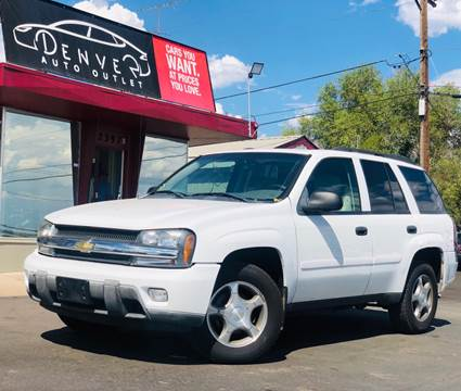 2008 Chevrolet TrailBlazer for sale in Englewood, CO