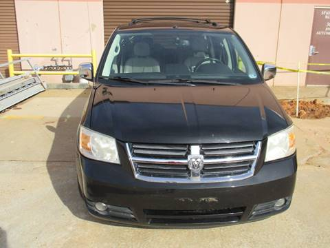 2008 Dodge Grand Caravan SXT for sale at BWC Automotive in Kennesaw GA