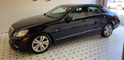 2011 Mercedes-Benz E-Class E 350 BlueTEC Luxury for sale at BWC Automotive in Kennesaw GA