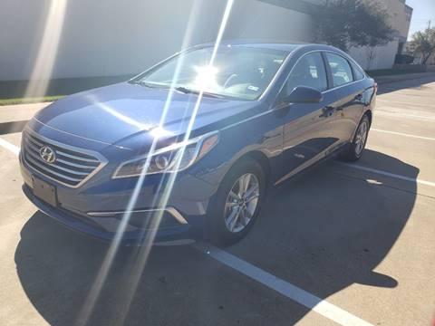 2017 Hyundai Sonata For Sale In Dallas Tx