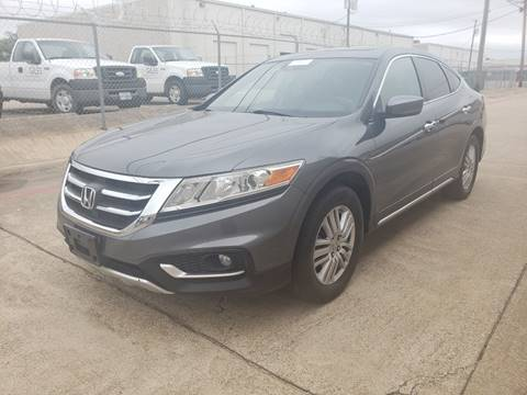 2013 Honda Crosstour for sale in Dallas, TX