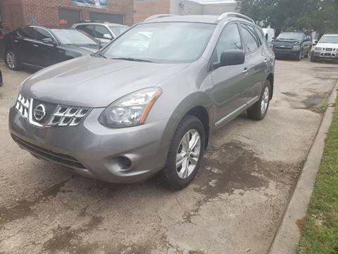 2015 Nissan Rogue Select for sale in Dallas, TX