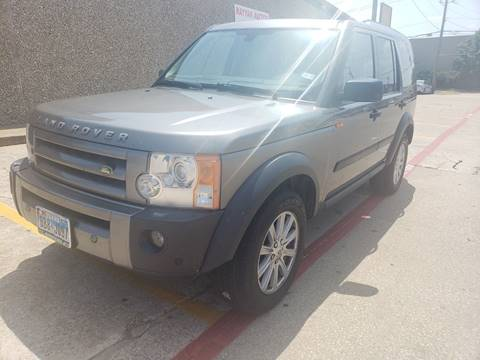 2008 Land Rover LR3 for sale in Dallas, TX