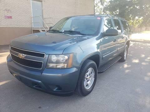 2008 Chevrolet Suburban for sale in Dallas, TX