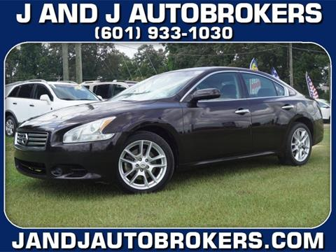 Used Nissan Maxima For Sale In Mississippi Carsforsale
