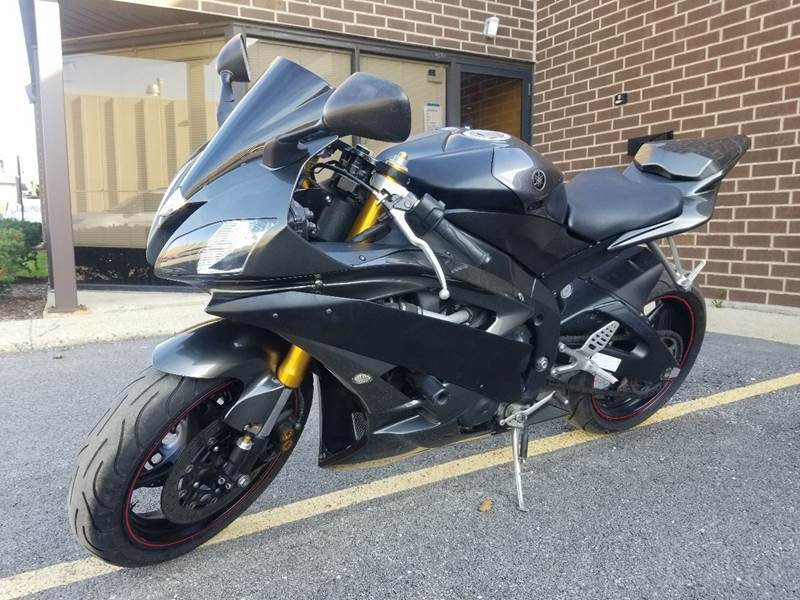 2007 Yamaha R6 for sale at Toy Barn Inc in Bensenville IL