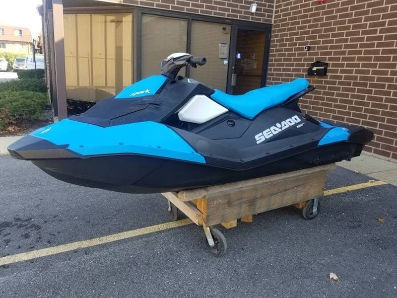 2016 Sea-Doo SPARK 3UP IBR  for sale at Toy Barn Inc in Bensenville IL