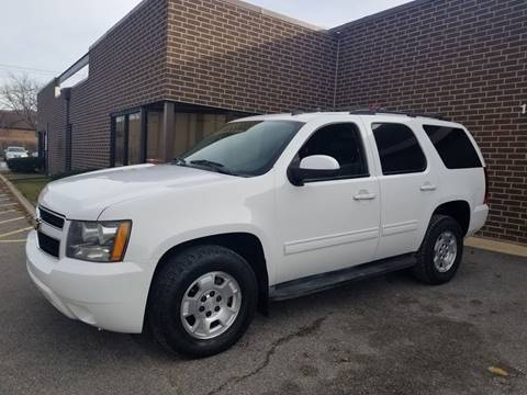 2011 Chevrolet Tahoe LT for sale at Toy Barn Inc in Bensenville IL