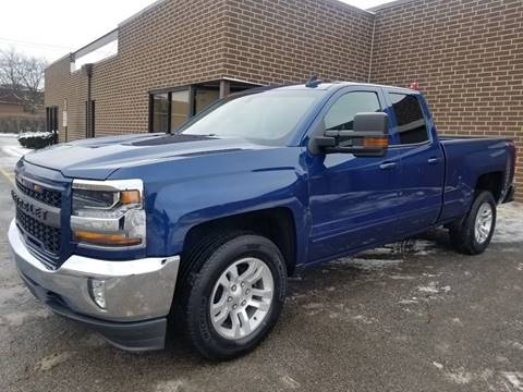 2017 Chevrolet Silverado 1500 LT for sale at Toy Barn Inc in Bensenville IL
