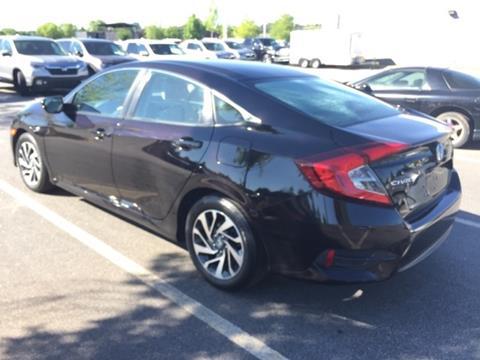 2016 Honda Civic for sale in Cumming, GA