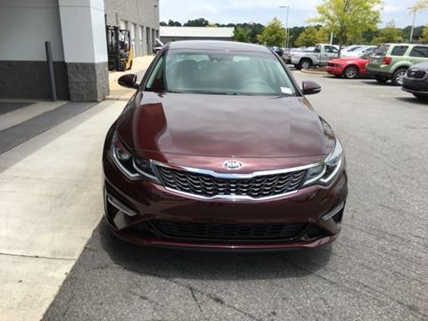 2019 Kia Optima for sale in Cumming, GA
