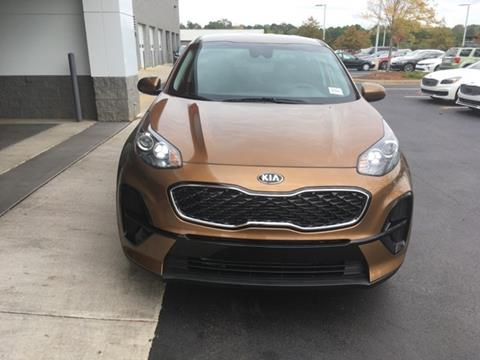 2020 Kia Sportage for sale in Cumming, GA