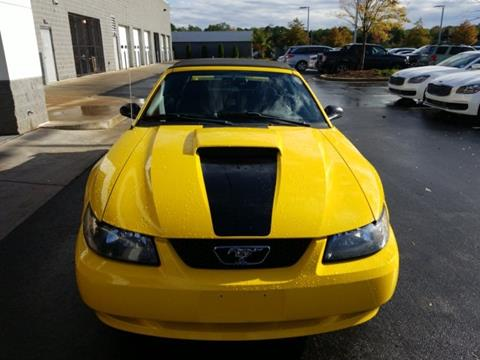 Lou Sobh Kia >> Used 2004 Ford Mustang For Sale - Carsforsale.com®