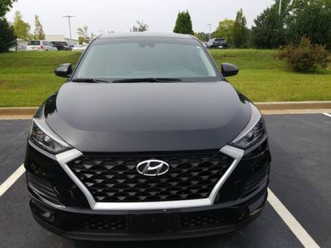 2019 Hyundai Tucson for sale at Lou Sobh Kia in Cumming GA
