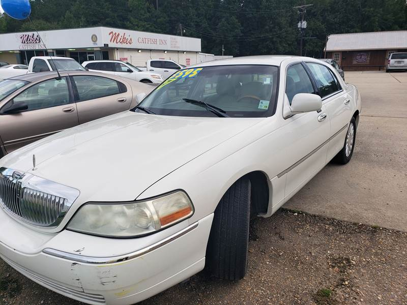 2004 Lincoln Town Car Ultimate In Amite La Johnson Family Auto