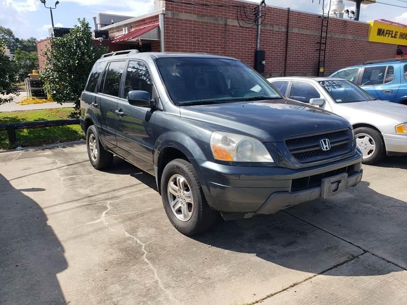 2003 Honda Pilot For Sale At Johnson Family Auto Sales LLC In Amite LA