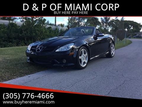 2006 Mercedes-Benz SLK for sale in Miami, FL