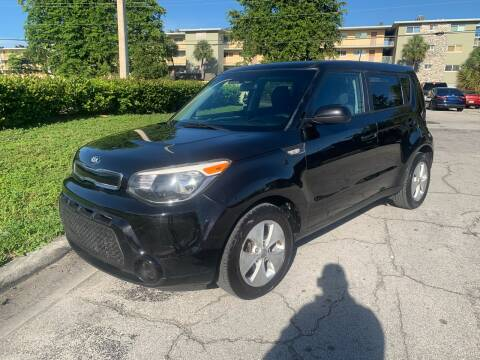 2014 Kia Soul for sale at D & P OF MIAMI CORP in Miami FL