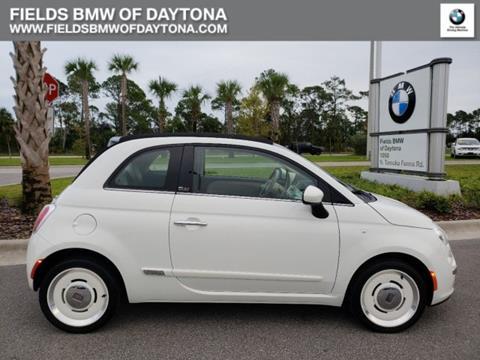 2015 FIAT 500c for sale in Daytona Beach, FL