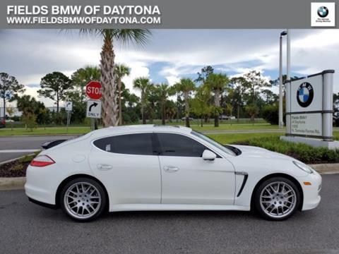 2010 Porsche Panamera For Sale In Daytona Beach Fl