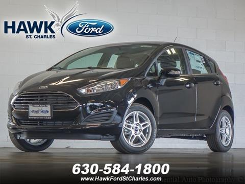 2018 Ford Fiesta for sale in St Charles, IL