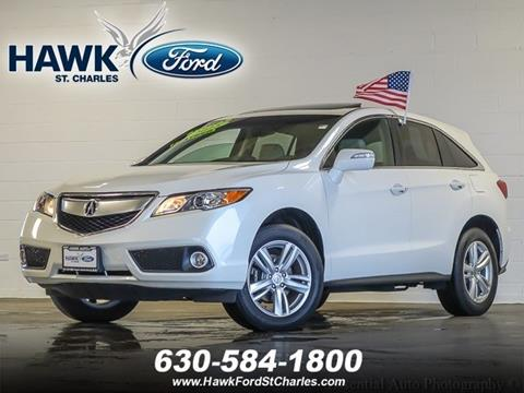 2015 Acura Rdx For Sale >> Acura Rdx For Sale In St Charles Il Hawk Ford Of St Charles