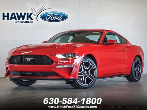 2019 Ford Mustang for sale in St Charles, IL