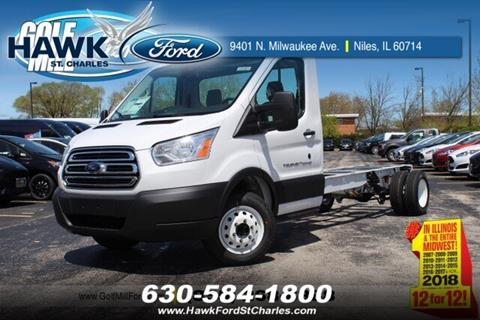 2019 Ford Transit Chassis Cab for sale in St Charles, IL
