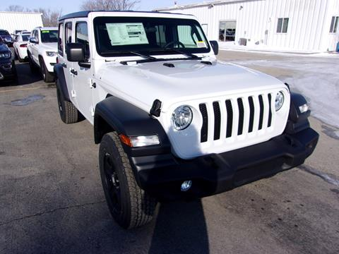 2019 Jeep Wrangler Unlimited for sale in Red Oak, IA