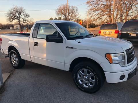 2012 Ford F-150 for sale in Duncan, OK