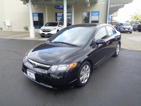 2008 Honda Civic for sale in Wooster, OH