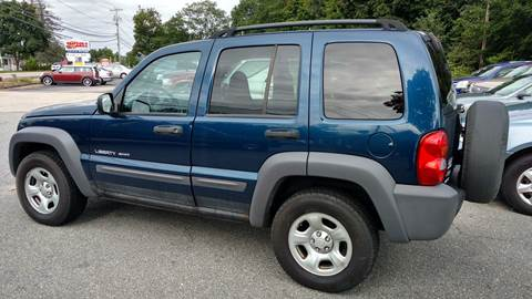 2003 Jeep Liberty for sale in Milford, NH