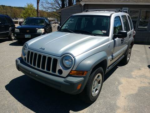 2005 Jeep Liberty for sale in Milford, NH