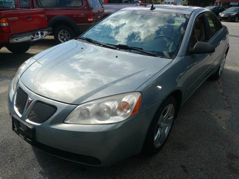 2009 Pontiac G6 for sale in Milford, NH