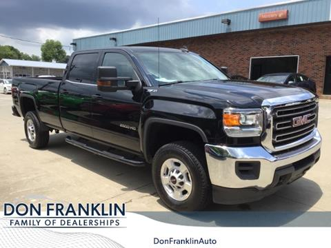 2017 GMC Sierra 2500HD for sale in Liberty, KY